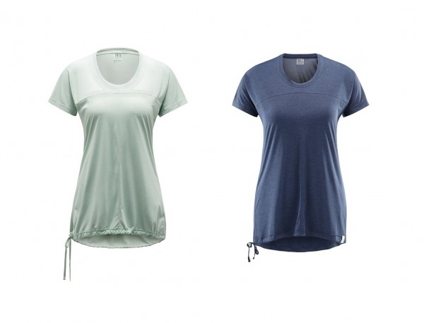 Haglöfs RIDGE TEE WOMAN - Damen T-Shirt