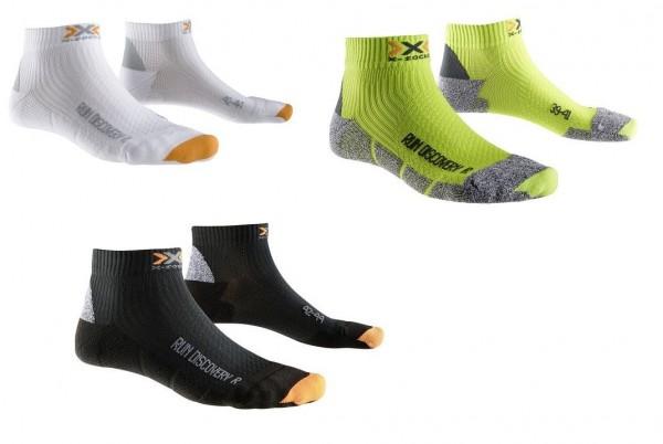 X-Socks RUN DISCOVERY - Laufsocken für Herren