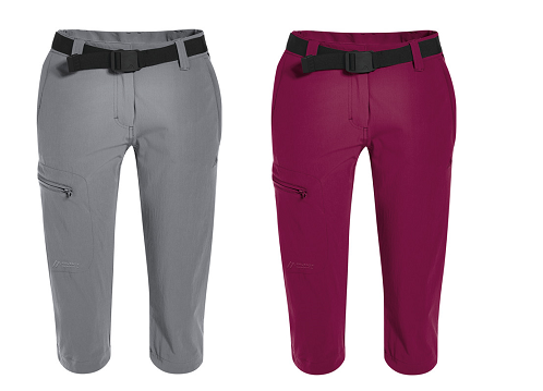 Maier Sports INARA SLIM 3/4 - Caprihose Outdoorhose für Damen
