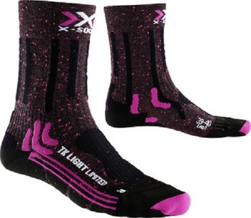 X-Socks TREKKING LIGHT Limited Lady - Trekkingsocken / Wandersocken für Damen