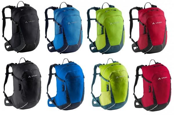 VAUDE Tremalzo 16 oder 22 - vielseitiger All Mountain-Rucksack