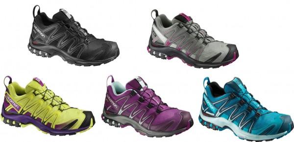 Salomon XA PRO 3D GTX® - Outdoorschuhe Trekkingschuhe für Damen