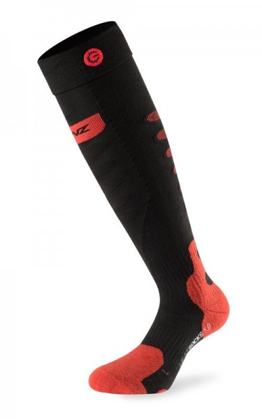 LENZ heat sock 5.0 toe cap auch in slim fit