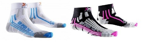 X-Socks RUN SPEED TWO LADY - Laufsocken für Damen