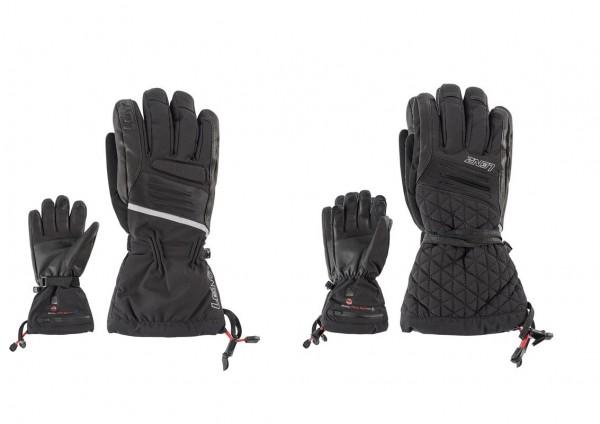 LENZ heat glove 4.0 1Paar - Herren oder Damen beheizbare Handschuhe