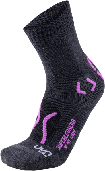 UYN LADY TREKKING SUPERLEGGERA SOCKS - Trekkingsocken Wandersocken für Damen