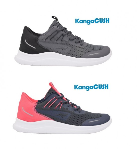 KangaROOS KG-Deft - leichter Damen Sneaker