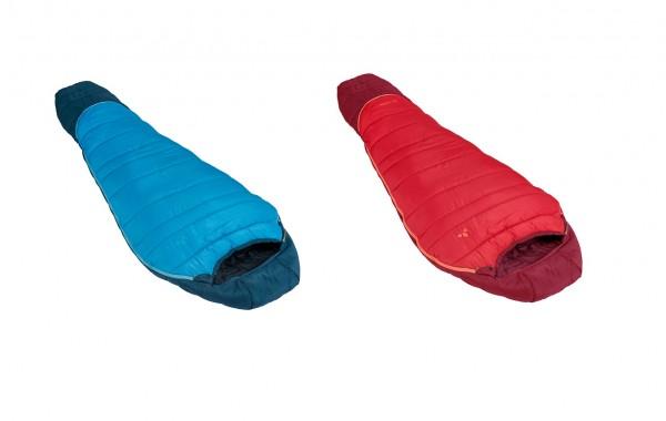 Vaude KOBEL Adjust 500 SYN - Längenverstellbarer Kinder- und Jugendschlafsack