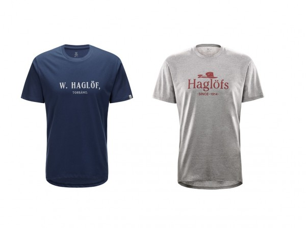 Haglöfs CAMP TEE Men - Herren T-Shirt