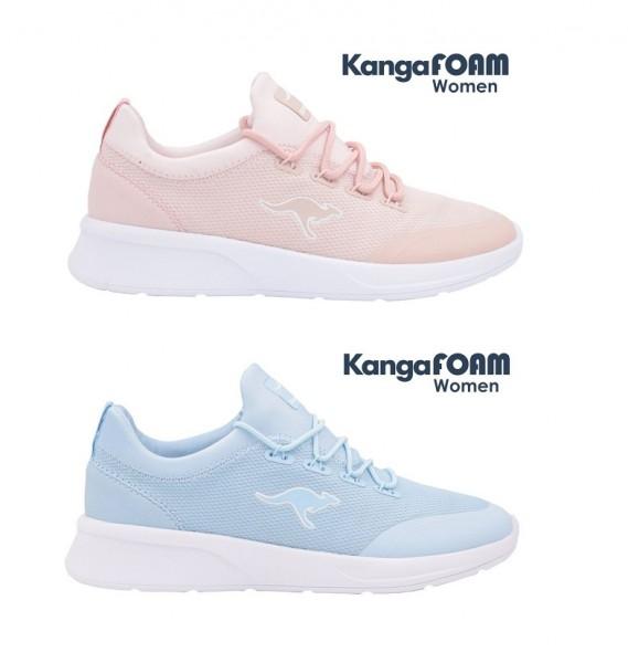 KangaROOS KF-A Glide - leichte Damen Sneaker