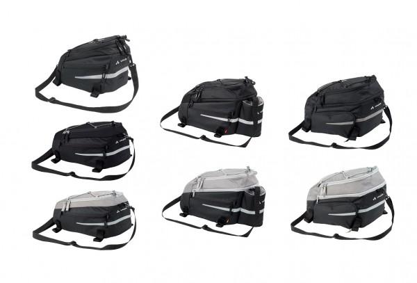 Vaude Silkroad - Fahrrad Gepäckträgertaschen in den Größen S-M-L-PLUS