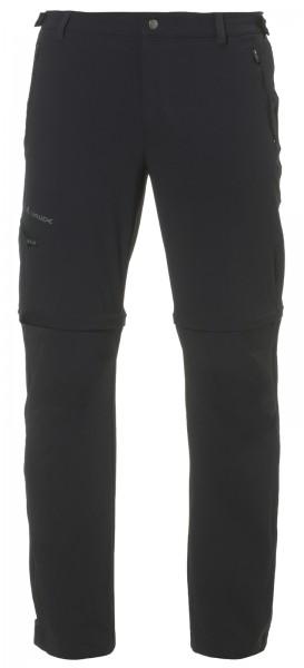 VAUDE Men's Farley Stretch T-Zip Pants II - Herren Zip Off Hose